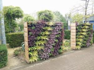 op maat gemaakt verticale tuin